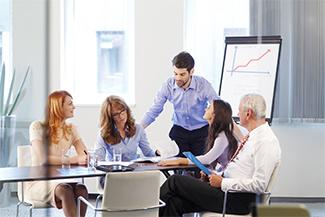 leadership development plan large