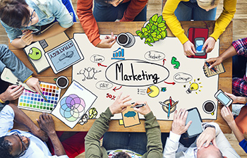 2018 04 Diverse People Working and Marketing large