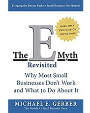 Book Review The e Myth Revisited small