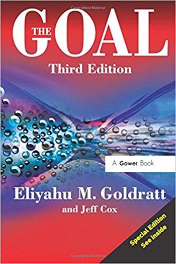 The Goal Goldratt large