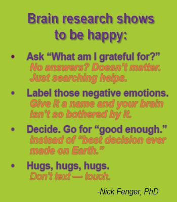 Brain Research Says LG