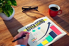Advertising effectiveness small